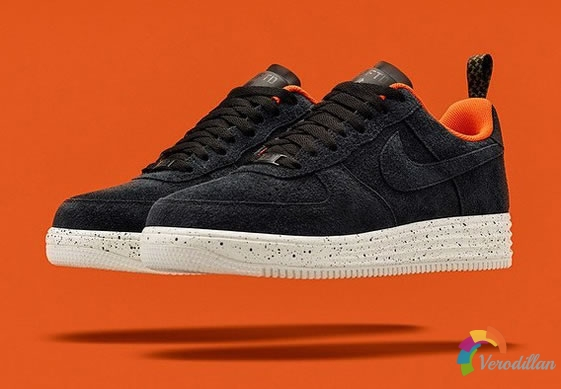 UNDEFEATED x Nike Lunar Force 1发布简评