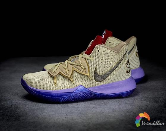 神秘埃及-Nike Kyrie 5 x Concepts发布简评
