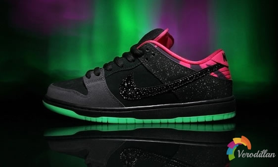 Nike SB Dunk Low Premium Northern Lights发布简评