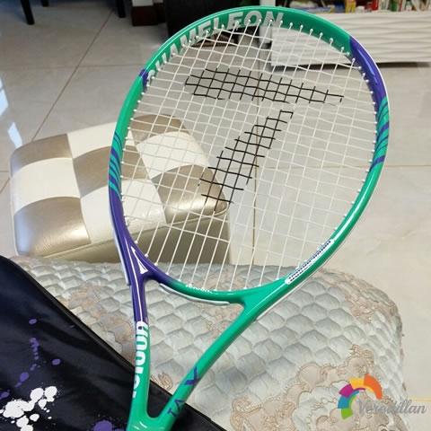 天龙NEW M-SENSUS女士网球拍试用测评