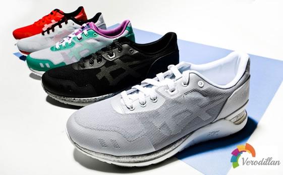 经典鞋型-Asics Gel-Lyte 3 Evo发布简评