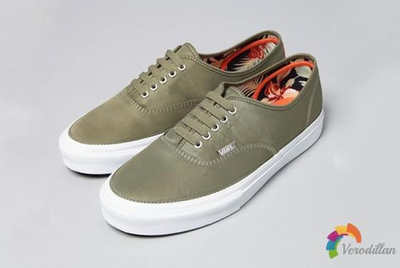 DELUXE x VANS Era联名鞋款发布简评