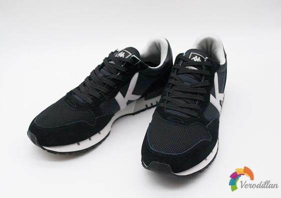 卡帕K0715MM15休闲跑鞋试用测评