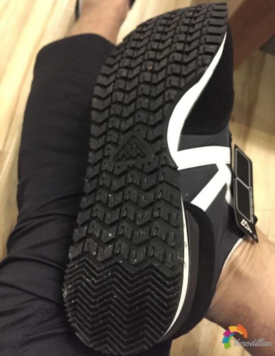卡帕K0715MM15休闲跑鞋试用测评图3