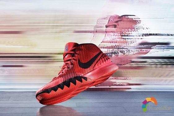 欧文签名战靴-Nike KYRIE 1发售简评