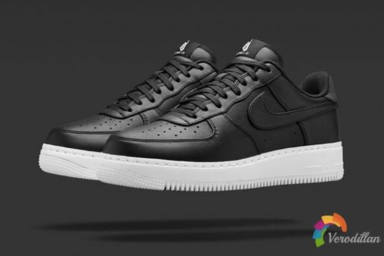 黑白经典-Nike Air Force 1 CMFT SP系列发售简评