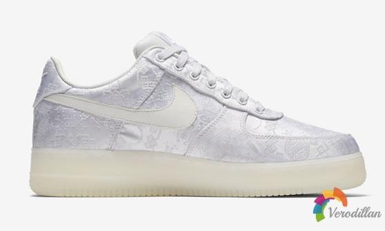 大国荣光-CLOT x Nike Air Force 1 Premium上的中国元素