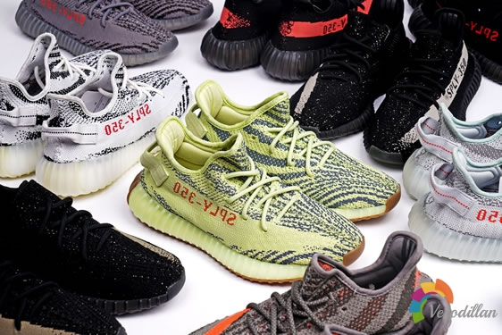 Adidas Originals YEEZY BOOST 350 V2的未来定式