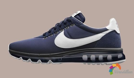 复古与现代的结合,Nike Air Max LD Zero H的设计故事