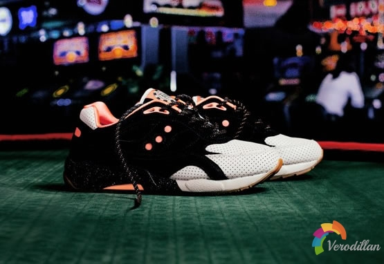 Feature x Saucony G9 Shadow 6000 High Roller发售简评