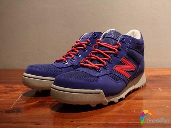 复古休闲:New Balance H710慢跑鞋发售简评