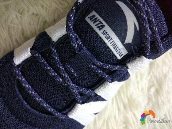 安踏91528014男子时尚板鞋试用测评图2