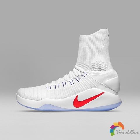 轻盈舒适:Nike Hyperdunk 2016细节解读