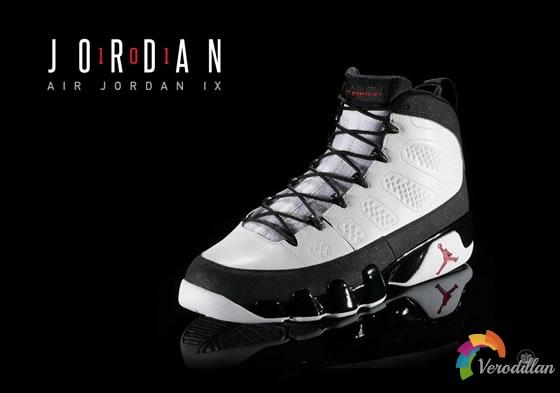 Air Jordan 9:背号45的棒球故事