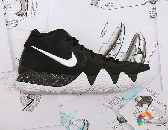 [设计解读]Nike Kyrie 4,解读它背后的秘密