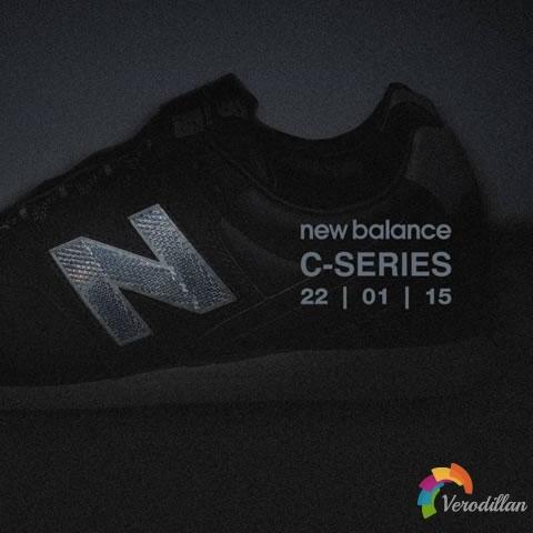 神秘新作:New Balance C系列发售简评