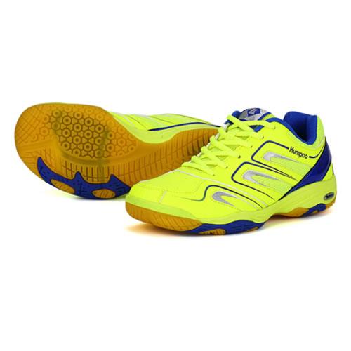 轻质柔软-薰风KH-36羽毛球鞋细节简析