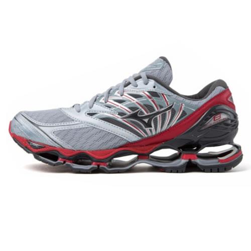美津浓J1GC190053 WAVE PROPHECY 8男子跑步鞋图1高清图片