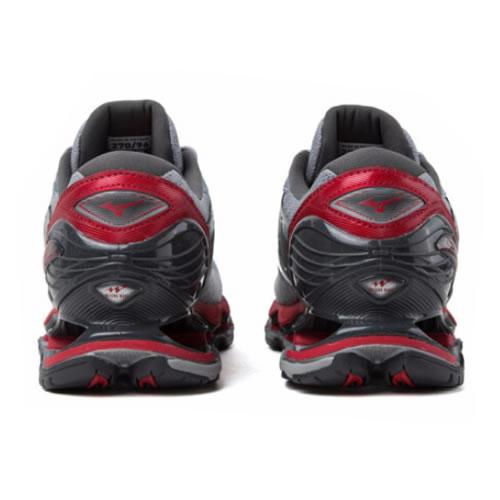 美津浓J1GC190053 WAVE PROPHECY 8男子跑步鞋图2高清图片