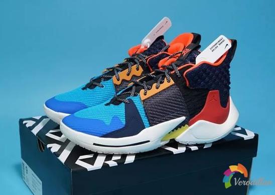个人签名鞋:Air Jordan威少二代开箱报告