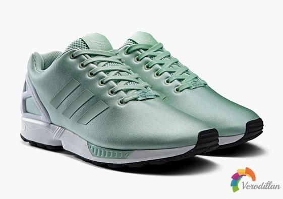 Adidas Originals ZX FLUX系列跑鞋发售简评图1