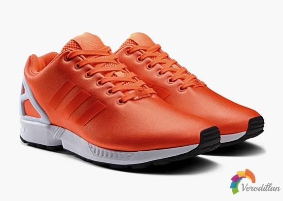 Adidas Originals ZX FLUX系列跑鞋发售简评