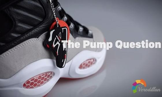 Pump科技:Reebok Pump Question发售简评