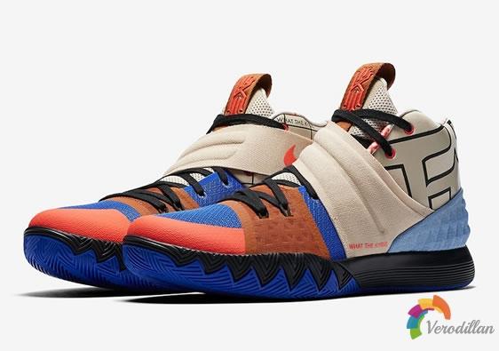 三代合一:Nike Kyrie S1 Hybrid融合的魅力