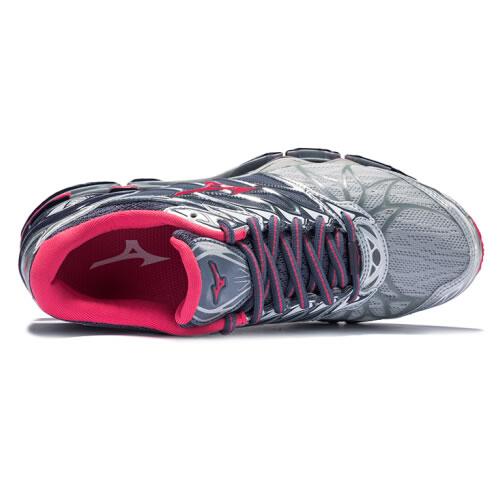 美津浓J1GD180064 WAVE PROPHECY 7女子跑步鞋图3高清图片