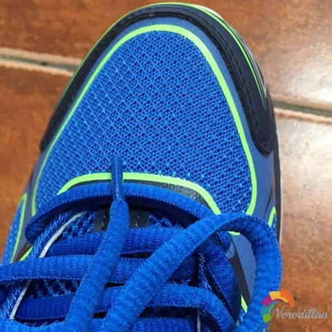 安踏91625515男子厚底跑鞋试用测评图2