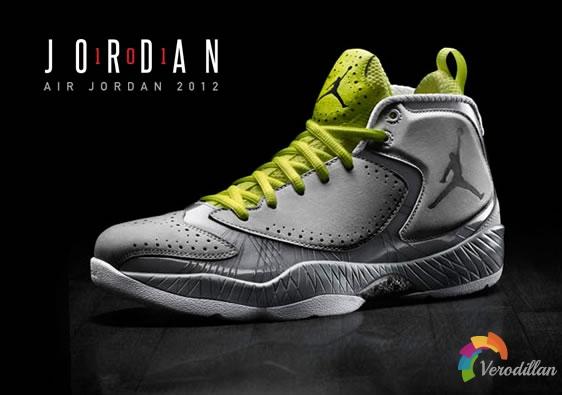 全新机能:Air Jordan 2012发售简评