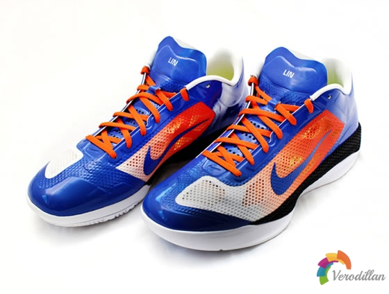 林书豪订制款:Nike Zoom Hyperfuse Low发售简评图1