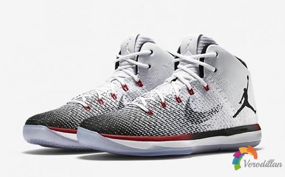 渐变风格:Air Jordan XXXI Black Toe发售简评