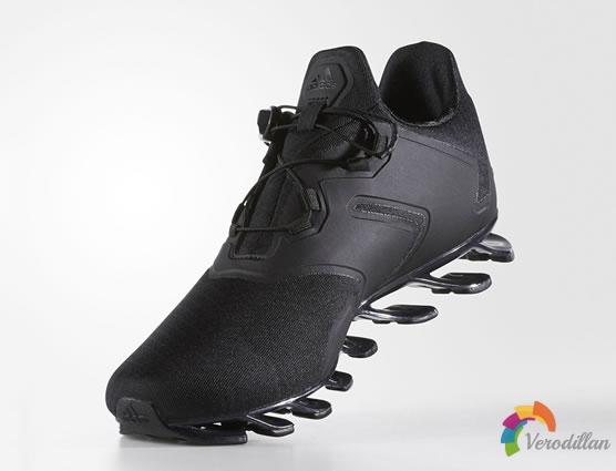 黑色刀锋:Adidas Springblade Solyce发售简评