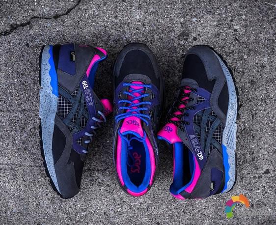 Packer Shoes x Asics GEL-Lyte V Gore Tex发售简评