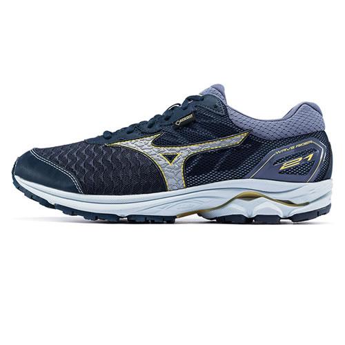 美津浓J1GC187403 WAVE RIDER 21 GTX男子跑步鞋图1高清图片