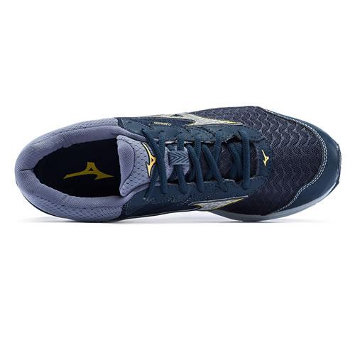 美津浓J1GC187403 WAVE RIDER 21 GTX男子跑步鞋图3高清图片