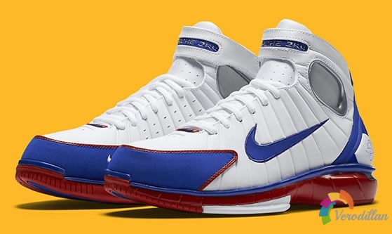 Nike AIR ZOOM HUARACHE 2K4深度评测