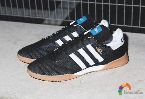 胜利三条纹:Adidas Copa 70Y TR足球休闲鞋发布简评