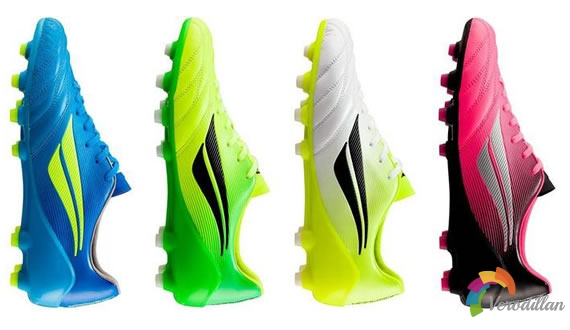 新配色:Penalty Jogador Neo足球鞋细节简评