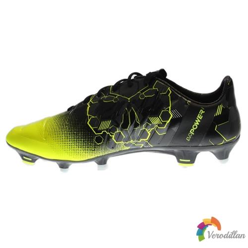 彪马103769 evoPOWER 1.3 Graphic FG男子足球鞋图1高清图片