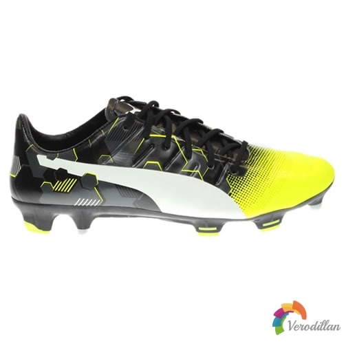 彪马103769 evoPOWER 1.3 Graphic FG男子足球鞋图2高清图片
