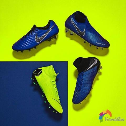耐克足球鞋系列的级别划分全面解读
