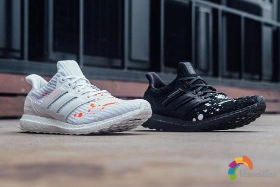 兼具舒适设计感:Adidas UltraBOOST MADNESS系列跑鞋