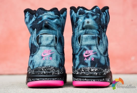 Nike Air Command Force Acid Wash Denim发售曝光图2
