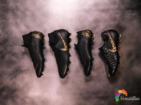 低调动感:Nike Black Lux Pack足球鞋套装发售曝光