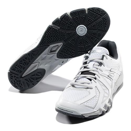 蓄能减震-亚瑟士GEL-BLADE 5羽毛球鞋细节解读