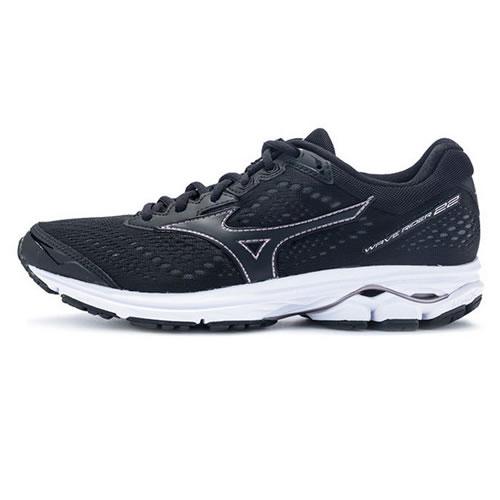 美津浓J1GD183109 WAVE RIDER 22女子跑步鞋图1高清图片