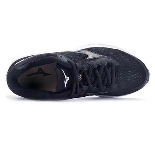 美津浓J1GD183109 WAVE RIDER 22女子跑步鞋图3高清图片
