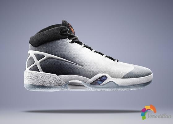 致敬传奇:Air Jordan XXX设计详细解读图1